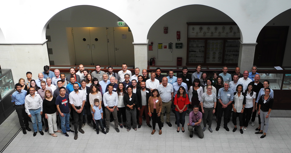 Group picture kick-off 2019